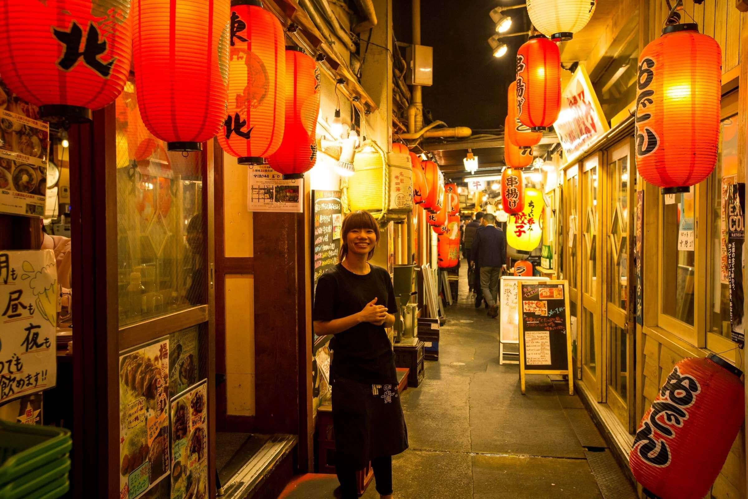 AllStar food tour Arigato Japan