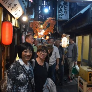 Golden Gai Food Tour