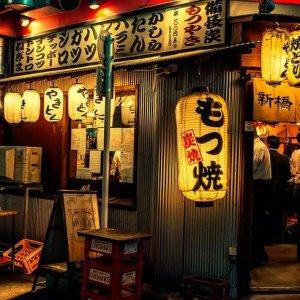 Shinbashi, Tokyo Food Tour