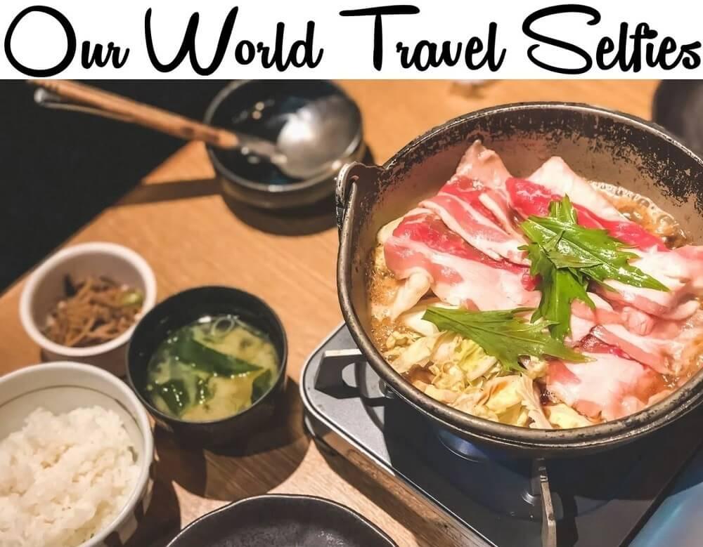 Osaka Nightlife - Our World Travel Selfies