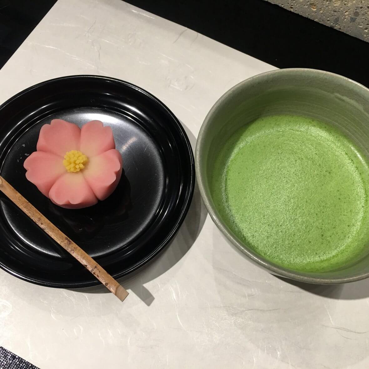 wagashi experience arigato japan