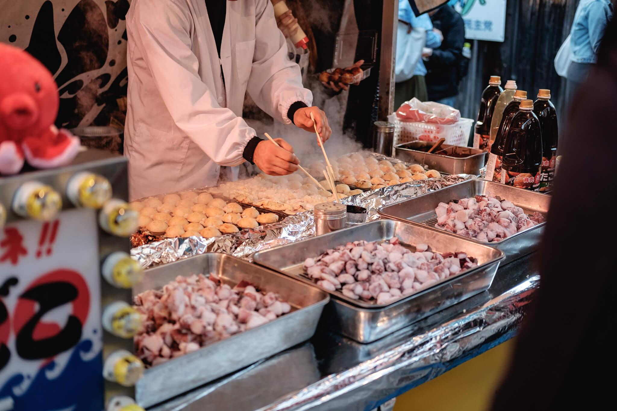 Takoyaki Arigato Japan