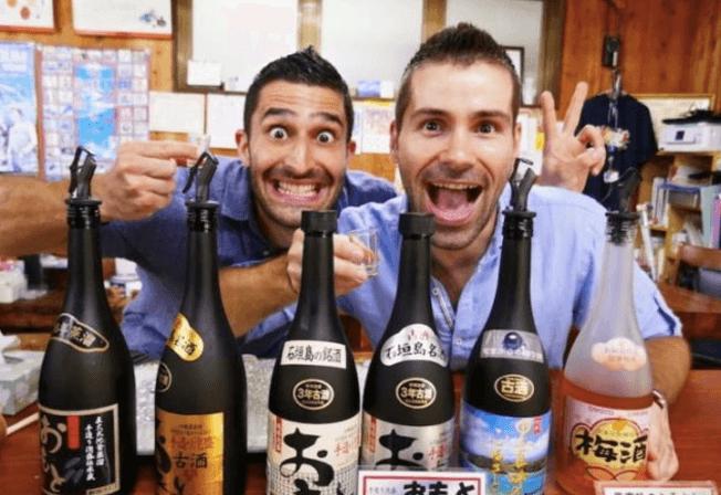 Nomadic Boys and Arigato Japan Food Tours