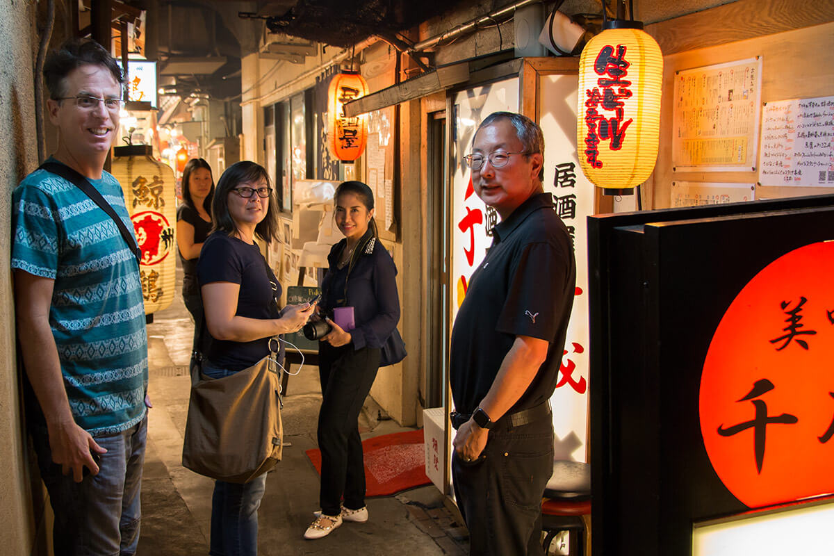 Photo from Contemporary Nomads on the Arigato Japan All Star Food Tour