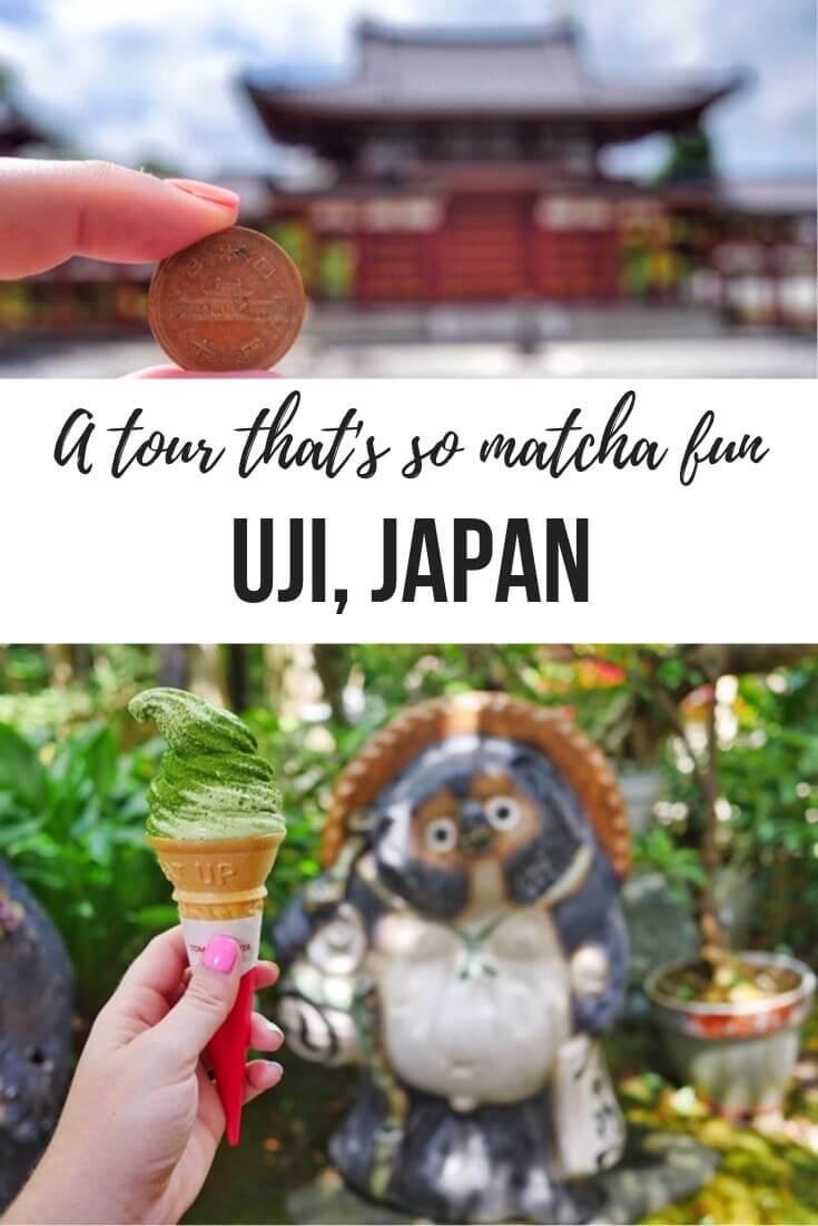 Uji Matcha Tour near Kyoto, Japan