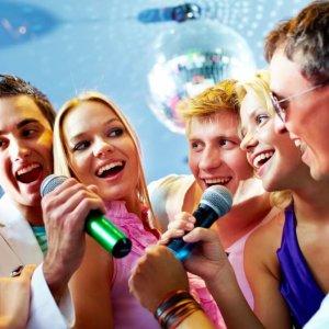 Karaoke feature