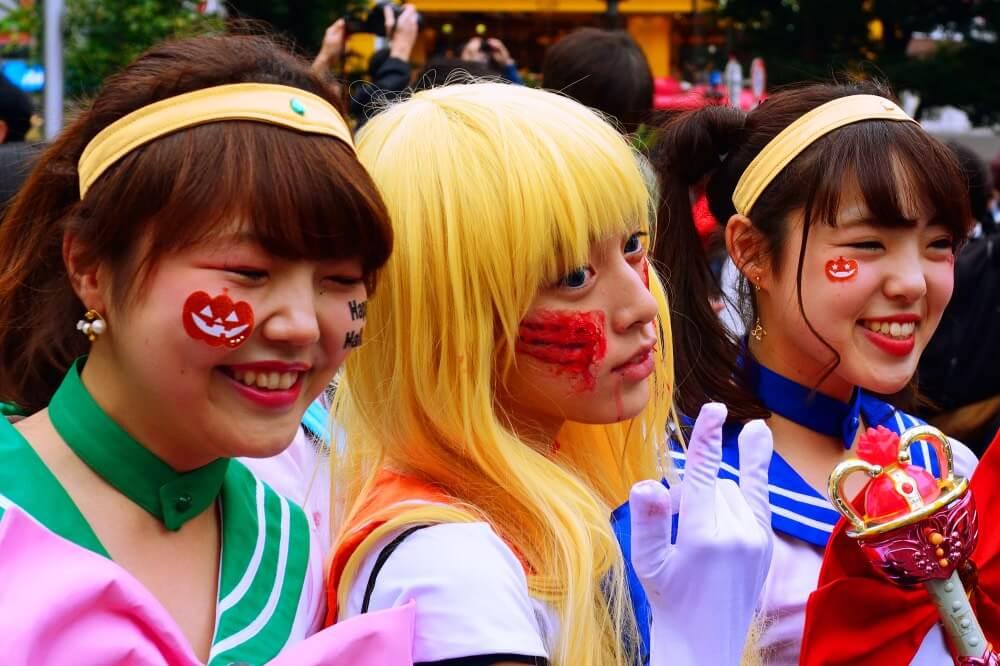 Shibuya Halloween1