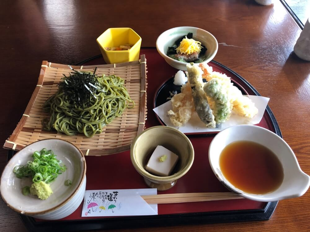 kyoto matcha food