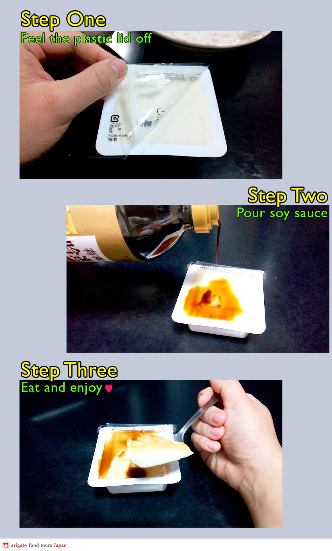 tofu-steps