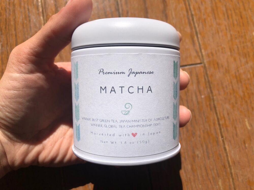 Matcha-box