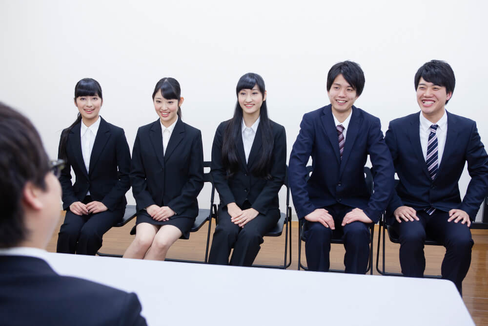 Job interview Japan