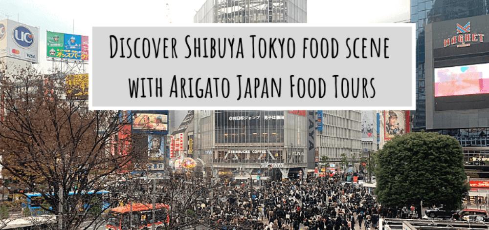 Travel Dave Retro Shibuya Food Tour