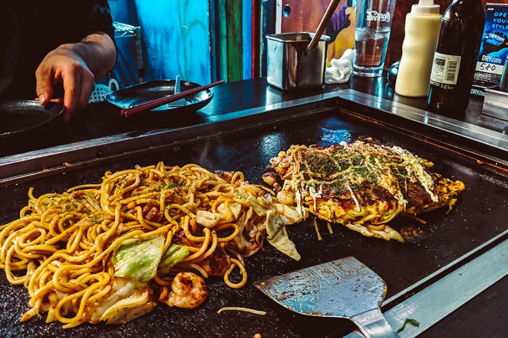 Yakisoba Those who wandr
