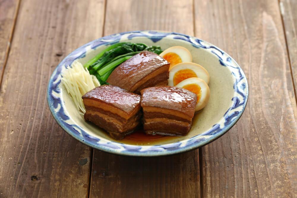 Okinawan Rafute