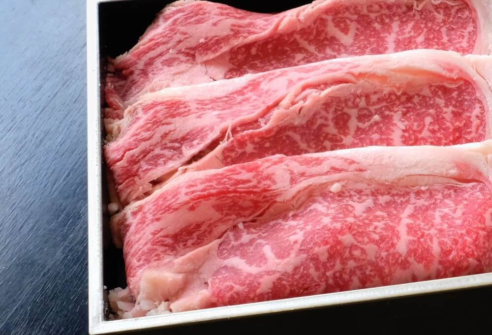 Kasuitei meat