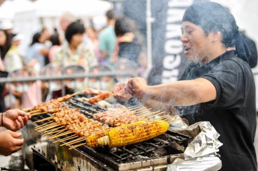 Japan Festival Canada 2019 Food