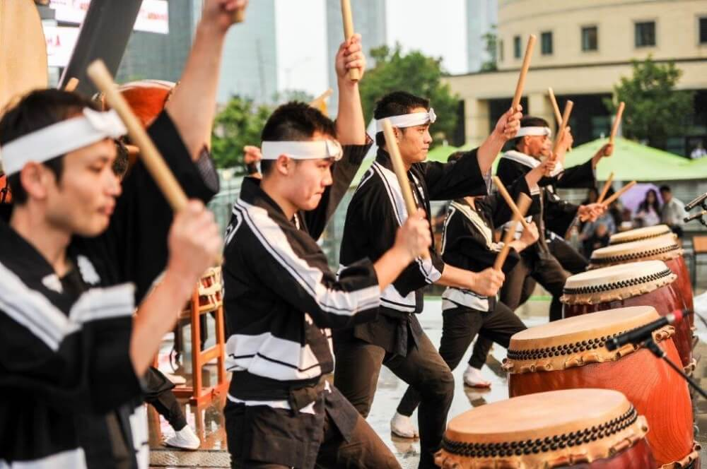 Japan Festival Canada 2019 Taiko
