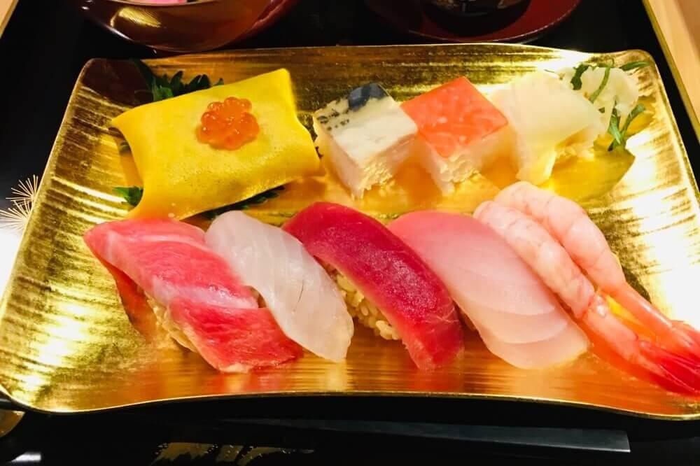 Suigian sushi
