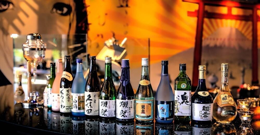 Saijo Hiroshima Sake