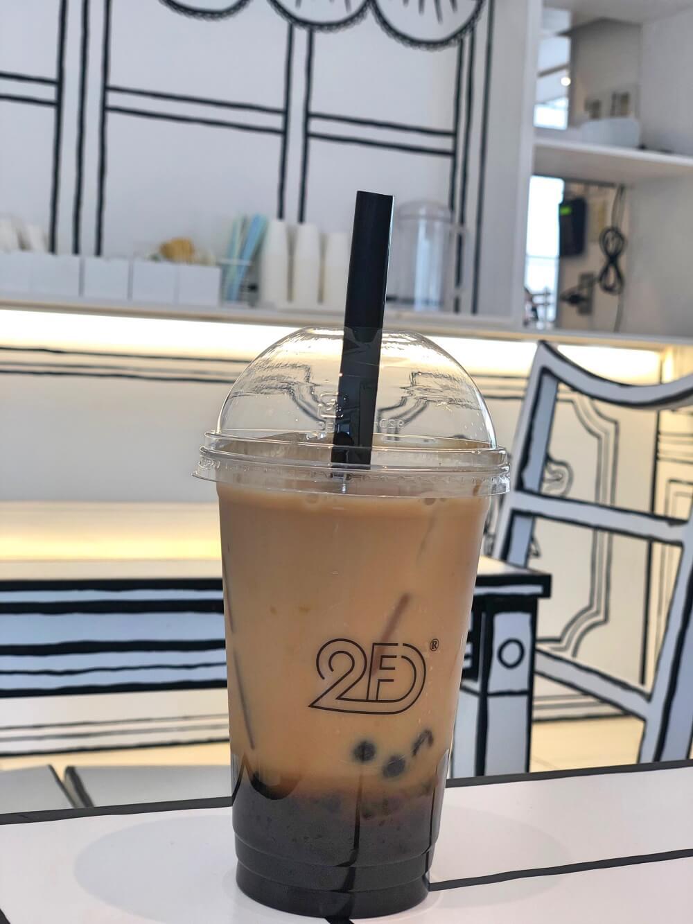 2D cafe Tokyo Tapioca