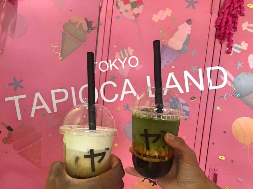 Tokyo Tapioca Land