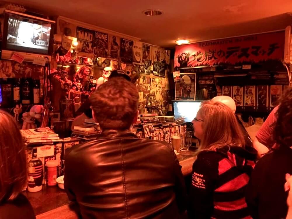 Golden Gai Death Match in Hell Bar Tokyo