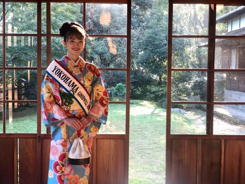 Miss Yokohama 2019