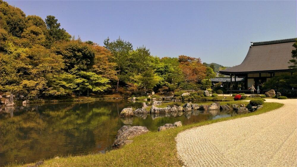 Tenruji Temple Arashiyama Kyoto