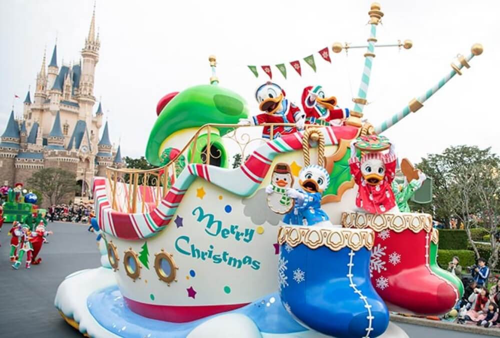 Recommended Tokyo Christmas Events 2020
