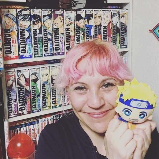 Norma and Naruto
