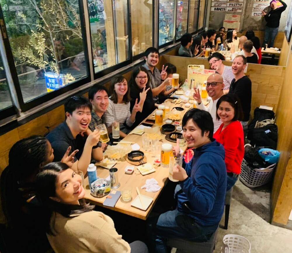 Arigato Japan Family