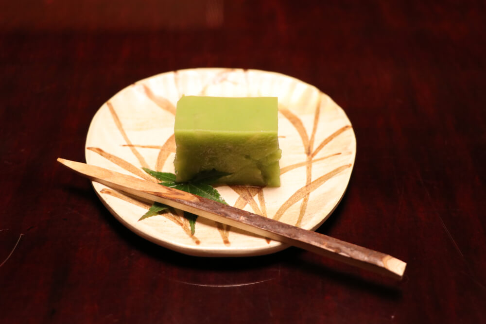 Kaiseki dessert