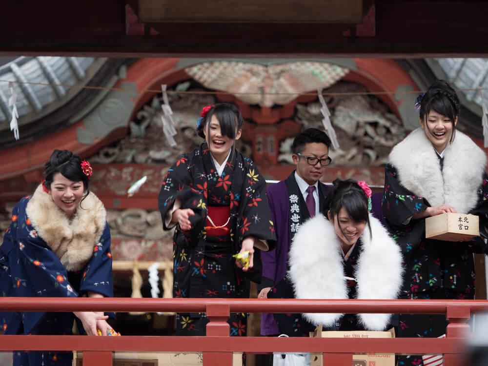 Setsubun Japan