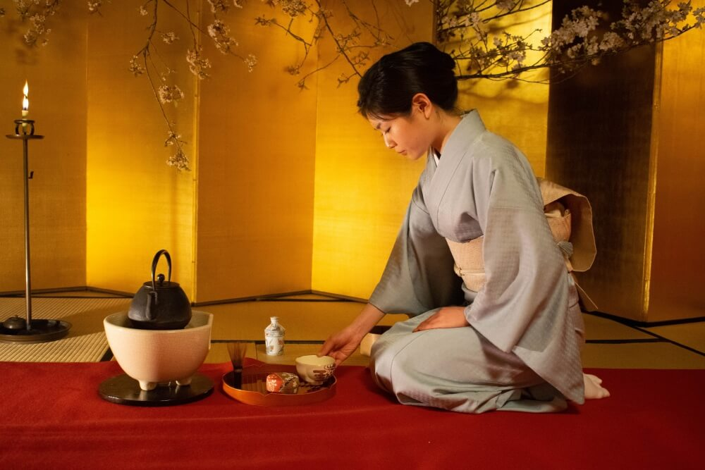 Chado – the Japanese traditional tea ceremony