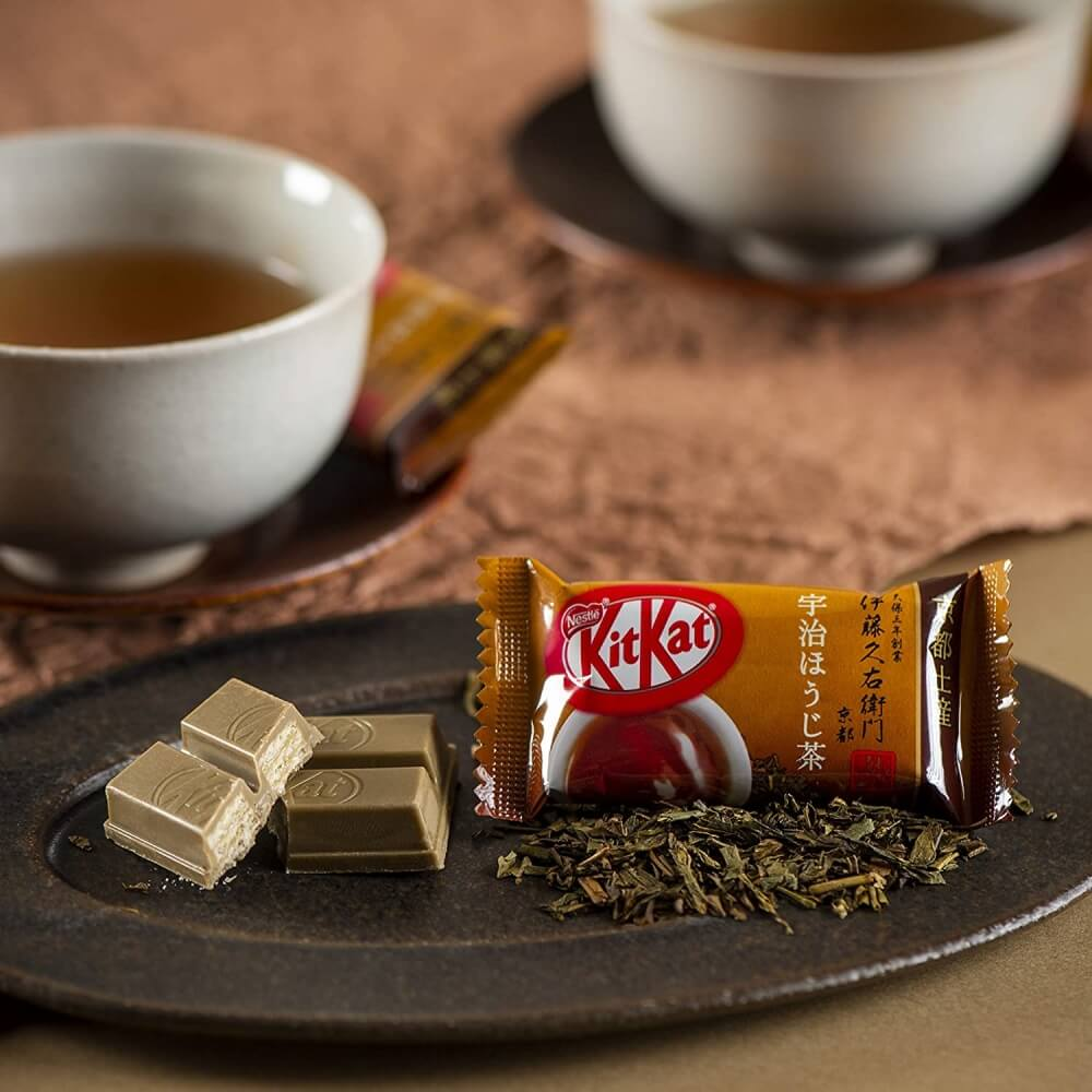 Uji Houjicha Kitkat