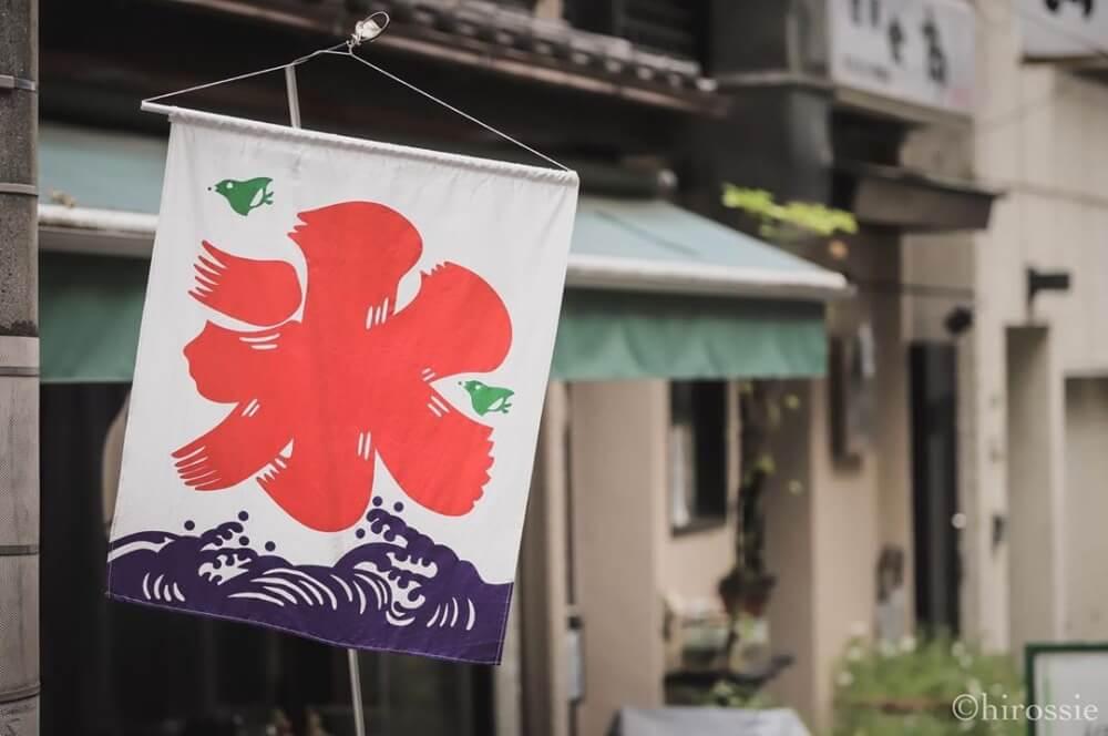 Kakigori sign