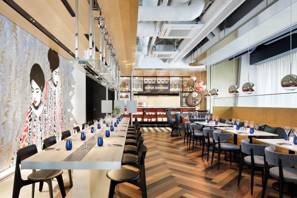 Aloft Ginza Hotel Restaurant